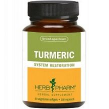 Herb-Pharm Turmeric Review