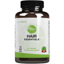 Natural Wellbeing Hair Essentials for Healthy Hair Review