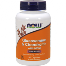 Now Glucosamine and Chondroitin with MSM Review
