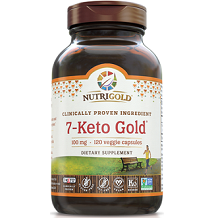 Nutrigold 7-Keto Gold Review