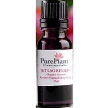 Pure Plant Essentials Jet Lag Relief