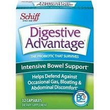 Schiff Digestive Advantage Intensive Bowel Support Review