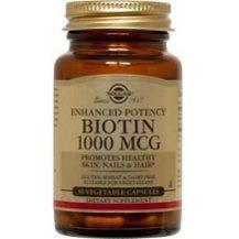 Solgar Biotin Review