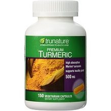 Trunature Premium Turmeric supplement Review