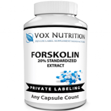 Vox Nutrition Forskolin supplement Review