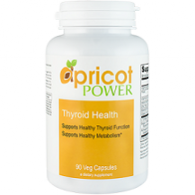Apricot Power Thyroid Health for Thyroid