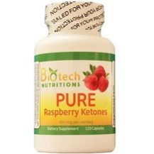 BioTech Nutritions Pure Raspberry Ketones Review for Weight Loss