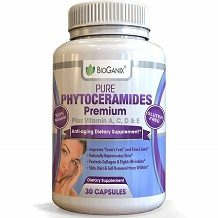Bioganix Pure Phytoceramides for Anti Aging