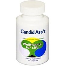 Colloids for Life CandidAss't for Yeast Infection
