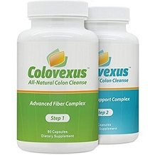 Colovexus supplement for Colon Cleanse