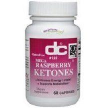 DC Laboratories Mega Raspberry Ketones for Weight Loss