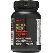 GNC Mega Men Prostate And Virility for Prostate