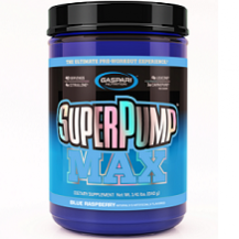 Gaspari Super Pump MAX for Nitric Oxide