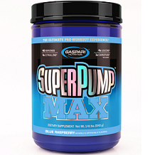 Gaspari Super Pump MAX for Nitric Oxide