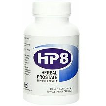 HP8 Herbal Prostate Support Formula for Prostate