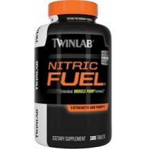Twinlab Nitric Fuel supplement review