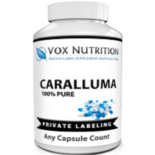 Vox Nutrition Caralluma supplement for Weight Loss