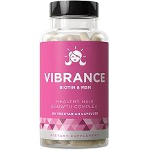 Eu Natural Vibrance Hair Vitamins for Hair Growth