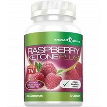 Evolution Slimming Raspberry Ketone Plus Supplement for Weight Loss