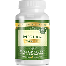 Moringa Premium for Health and Well-Being