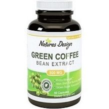 Natures Design Green Coffee for Weight Loss