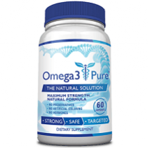 Omega 3 Pure for Health and Well-Being