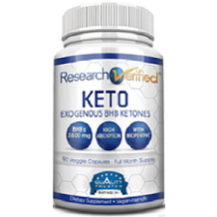 Research Verified Keto Review for Weight Loss