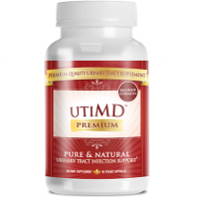 UTI MD Premium Supplement for Urinary Tract Infection