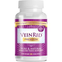VeinRid Premium for Varicose Vein Support