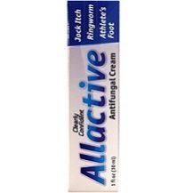 Allactive Antifungal Cream for Ringworm