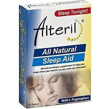 Alteril All Natural Sleep Aid for Insomnia