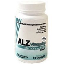 Alz Vitamin Memory And Brain for Brain Booster