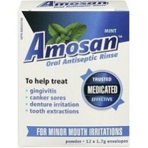 Amosan Canker Sores Review