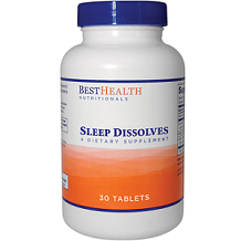 Best Health Nutritionals Sleep Dissolves for Insomnia