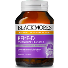 Blackmores REME-D Review for Migraine Relief