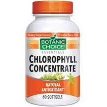 Botanic Choice Chlorophyll Concentrate for Bad Breath & Body Odor