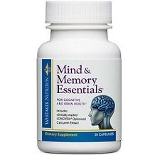 Dr Whitaker Mind & Memory Essentials Brain Booster