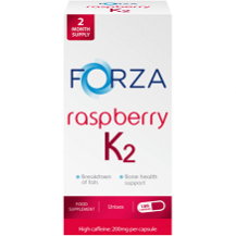 FORZA Raspberry K2 for Weight Loss