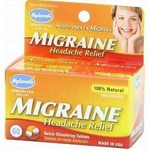 Hyland's Migraine Headache Relief for Migraine Relief
