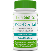 HyperBiotics PRO- Dental for Bad Breath & Body Odor