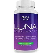 Nested Natural Luna for Insomnia
