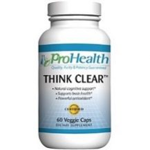 ProHealth Think Clear for Brain Booster