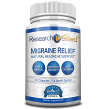 Research Verified Migraine Relief for Migraine Relief