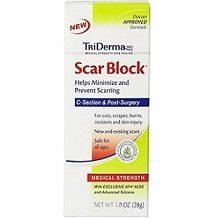 Triderma Scar Block for Scar Removal