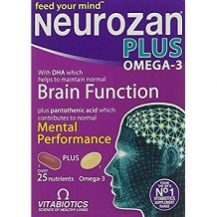 Vitabiotics Neurozan Plus Omega-3 supplement review