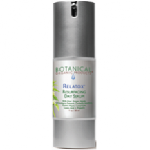 Botanical Relatox Resurfacing Day Serum for Anti-Aging