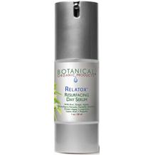Botanical Relatox Resurfacing Day Serum for Anti-Aging