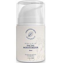 Christina Moss Naturals Organic Facial Moisturizer for Skin Moisturizer