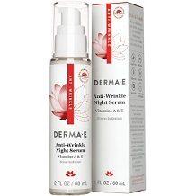 Derma E Anti-Wrinkle Night Serum for Anti-Aging