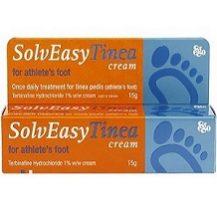 Ego SolvEasy Tinea Cream for Athlete's Foot